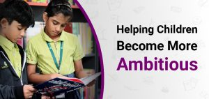 Helping children become more ambitious